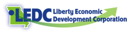liberty economic development corporation logo mobile-