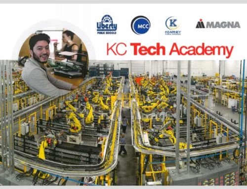 KC Tech Academy, a new opportunity for area students.