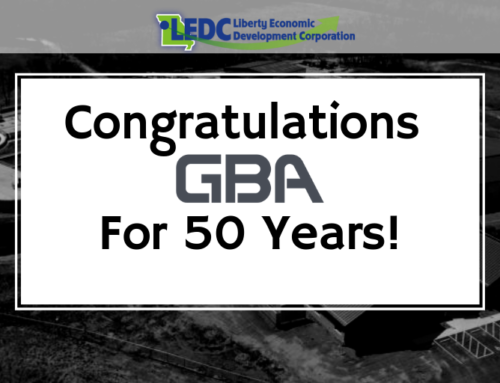 Congratulations to GBA for 50 years!