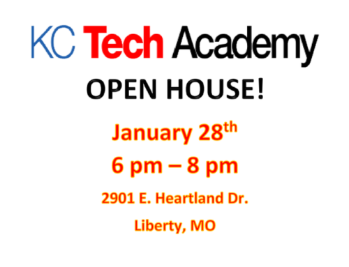KC Tech Academy Open House