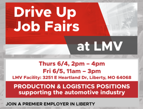 Join a Premier Employer in Liberty! Drive Up Job Fairs at LMV Automotive