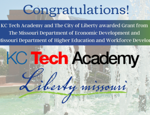 Congratulations to The City of Liberty and KC Tech Academy