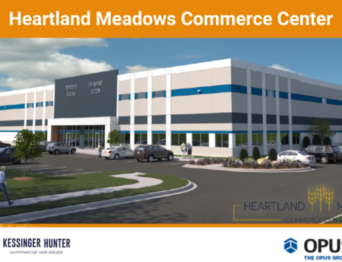 Heartland Meadows Commerce Center Coming to Liberty Missouri