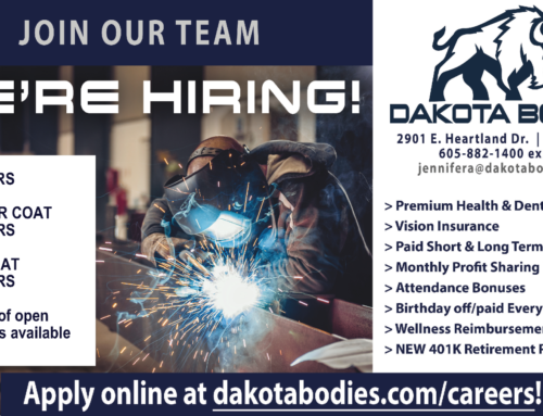 Dakota Bodies Is Hiring!