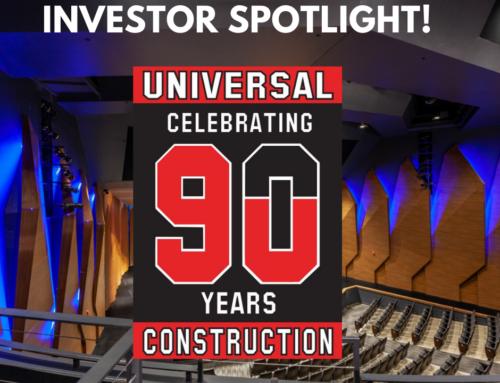 Liberty EDC Investor Spotlight, Universal Construction